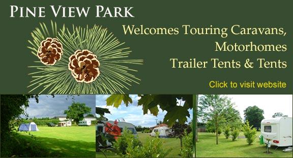 Pine View Park (Briston, north Norfolk)