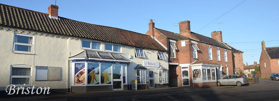 H.V. Graves at Briston, Norfolk