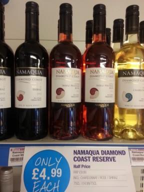 Wine on Offer