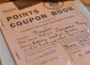 Rations Coupon Book